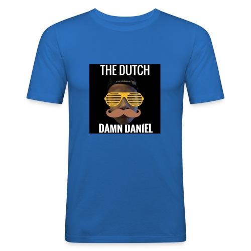 SHIRTS - Mannen slim fit T-shirt