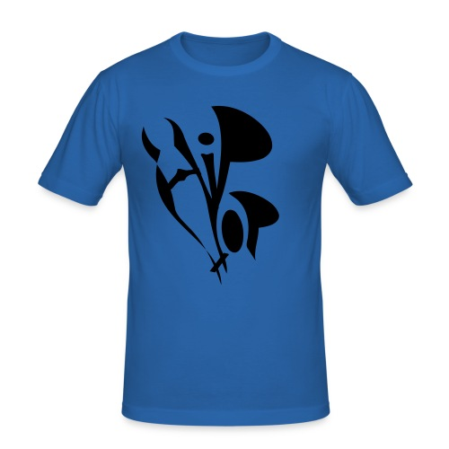 hiphop style - Männer Slim Fit T-Shirt