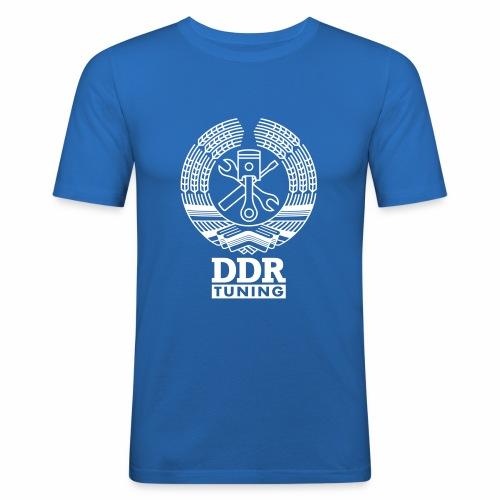 DDR Tuning Coat of Arms 1c - Men's Slim Fit T-Shirt
