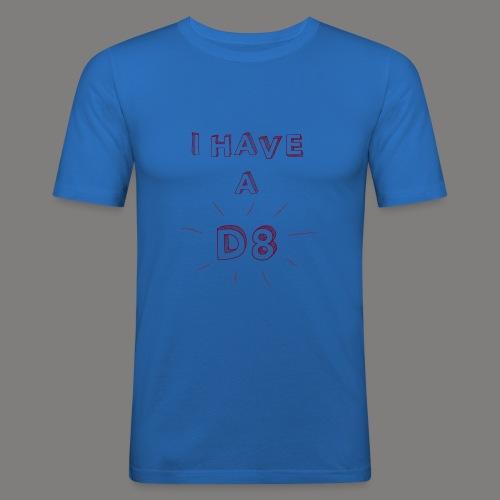 DATE - T-shirt près du corps Homme