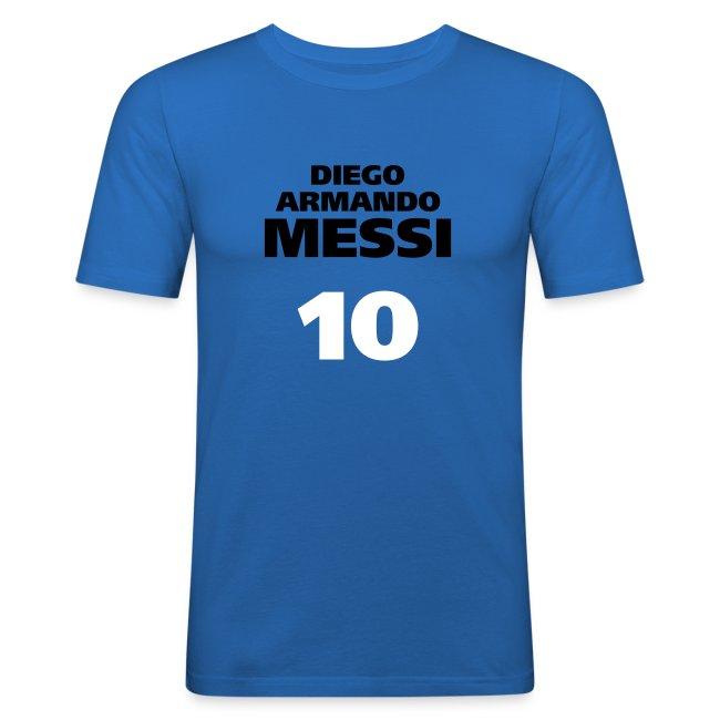 Diego Armando Messi