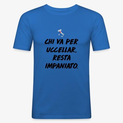 Toscana - Maglietta aderente da uomo