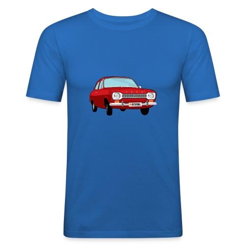 Escort Mk1 - Männer Slim Fit T-Shirt