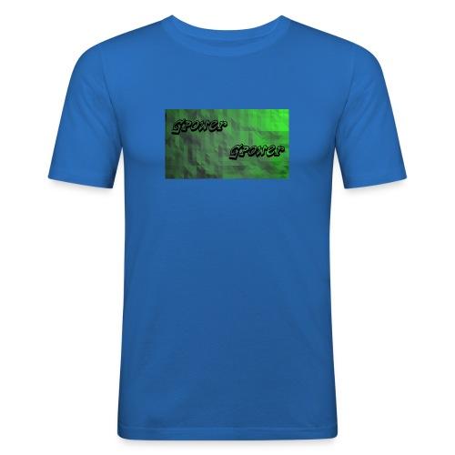 t-shirt met gpower - slim fit T-shirt