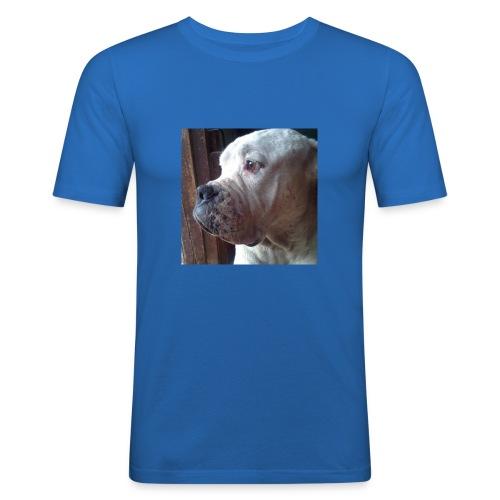 Mirada Perritus - Camiseta ajustada hombre