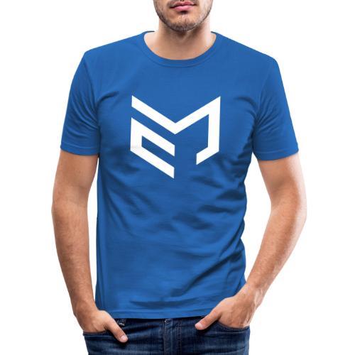 RacingPrincipal - logo - Slim Fit T-shirt herr