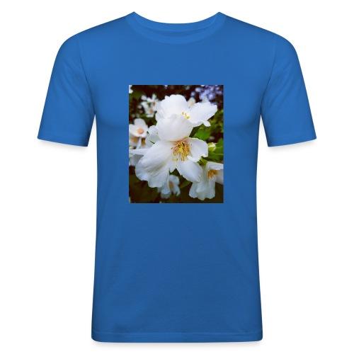 FLEUR - T-shirt près du corps Homme