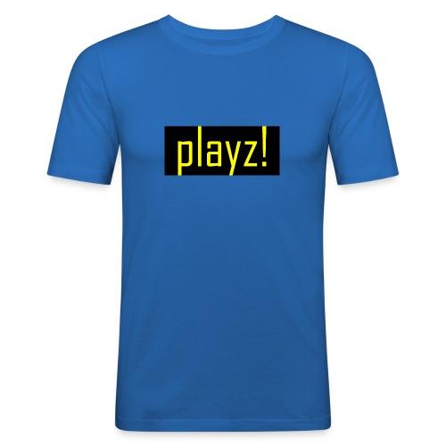 test image - Men's Slim Fit T-Shirt
