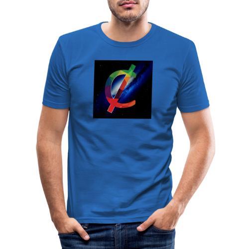 CHOMIK - Obcisła koszulka męska
