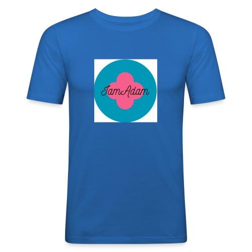 IamAdam - Slim Fit T-shirt herr