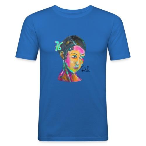 Accroche coeur 19 - T-shirt près du corps Homme