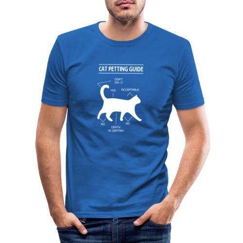 CAT GUIDE - T-shirt près du corps Homme