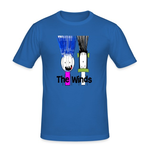 The Winds - Men's Slim Fit T-Shirt