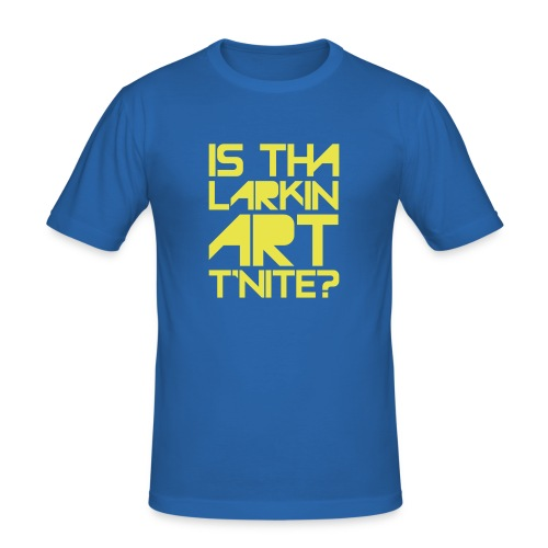 larkin2 - Men's Slim Fit T-Shirt