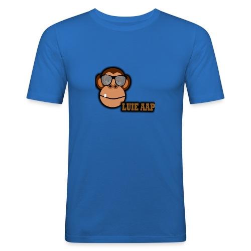 tshirt - Mannen slim fit T-shirt