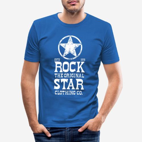 Original - Männer Slim Fit T-Shirt