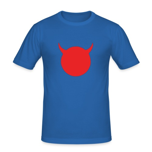 diable tete - T-shirt près du corps Homme