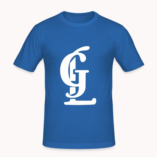 trace_1 - Men's Slim Fit T-Shirt
