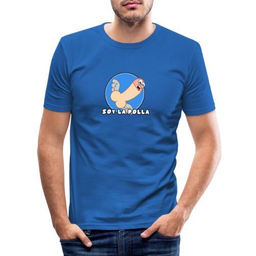 Soy la polla - Camiseta ajustada hombre
