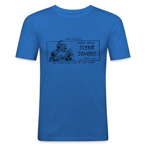 johannkrausssauna4 - Men's Slim Fit T-Shirt