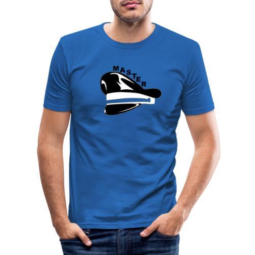 Muir Cap Master - Men's Slim Fit T-Shirt