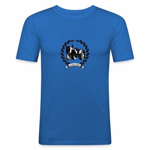 KonradSB - Obcisła koszulka męska
