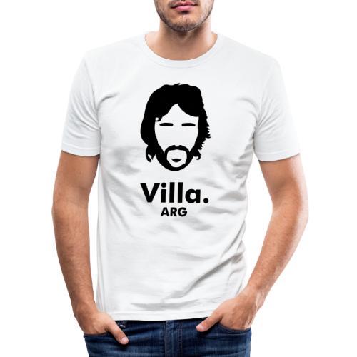 Villa - Men's Slim Fit T-Shirt