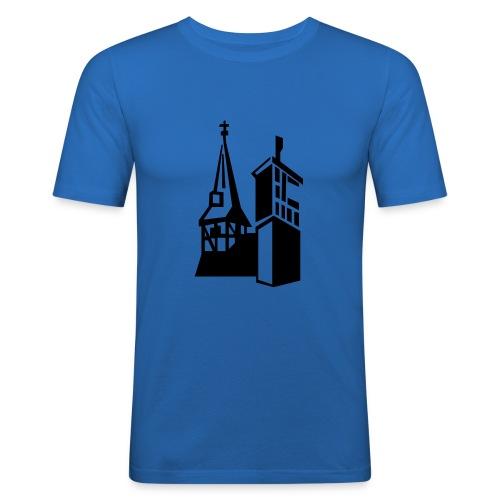 Kirchengemeinde Kirchdorf - Männer Slim Fit T-Shirt