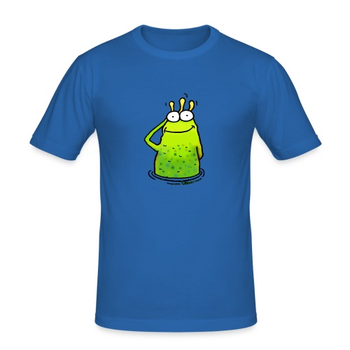 Wilmer - Männer Slim Fit T-Shirt
