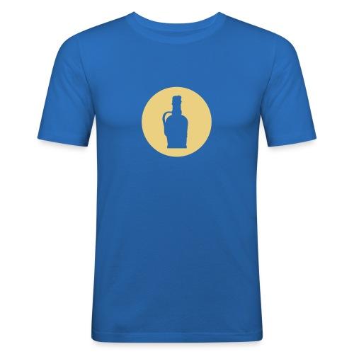 Hanöversch Kanne - Männer Slim Fit T-Shirt