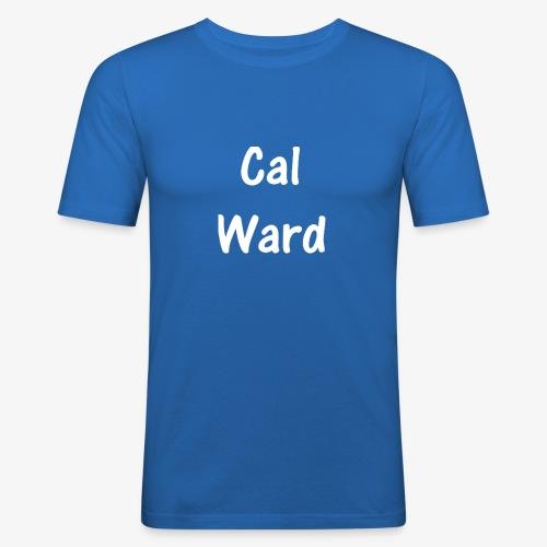 Cal Ward - Men's Slim Fit T-Shirt