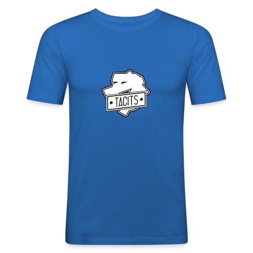 New mrech - Slim Fit T-shirt herr