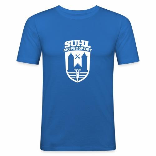 Suhl Mopedsport S50 / S51 Logo No.2 - Men's Slim Fit T-Shirt