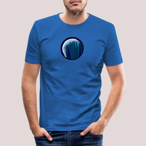 Funky Moon - T-shirt près du corps Homme