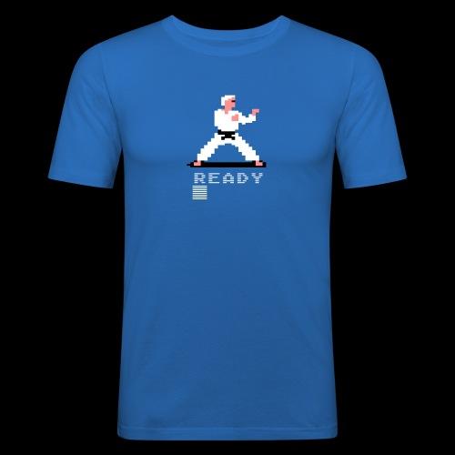 READY - Männer Slim Fit T-Shirt