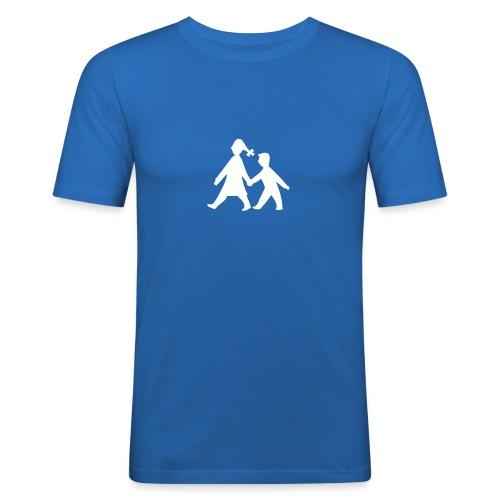 schul 3 - Männer Slim Fit T-Shirt