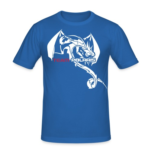 team polaris converted - Slim Fit T-skjorte for menn