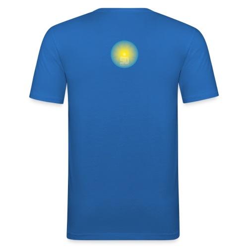 5D Sonnenklang - Männer Slim Fit T-Shirt