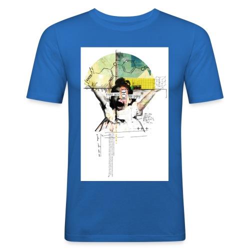 Prozac Nation - Men's Slim Fit T-Shirt