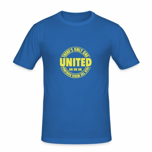 ONLY ONE UNITED - Men's Slim Fit T-Shirt