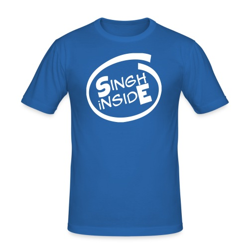 Singh Inside - Men's Slim Fit T-Shirt