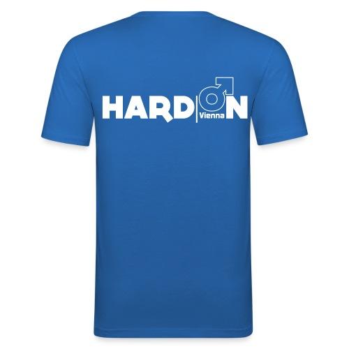 hard on1c - Männer Slim Fit T-Shirt
