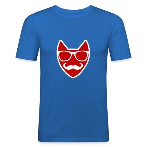 fuexxxe png brille bart - Männer Slim Fit T-Shirt
