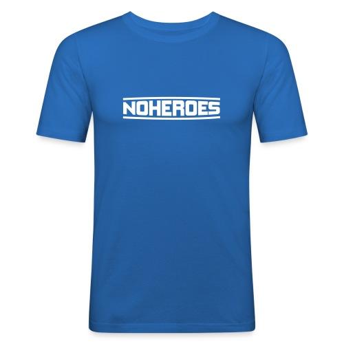 noheroes - Männer Slim Fit T-Shirt