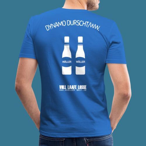 Westerwald-Bierland. Nichts für Weicheier. - Männer Slim Fit T-Shirt