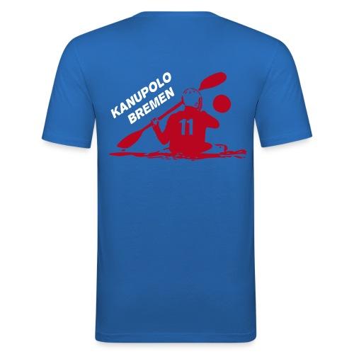 KPB Shirt ohne url - Männer Slim Fit T-Shirt