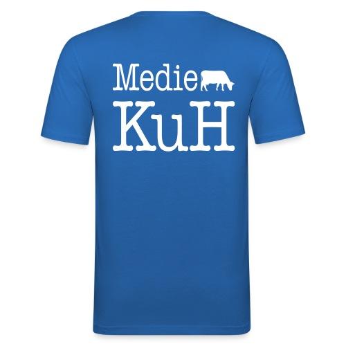 Medien KuH - Männer Slim Fit T-Shirt