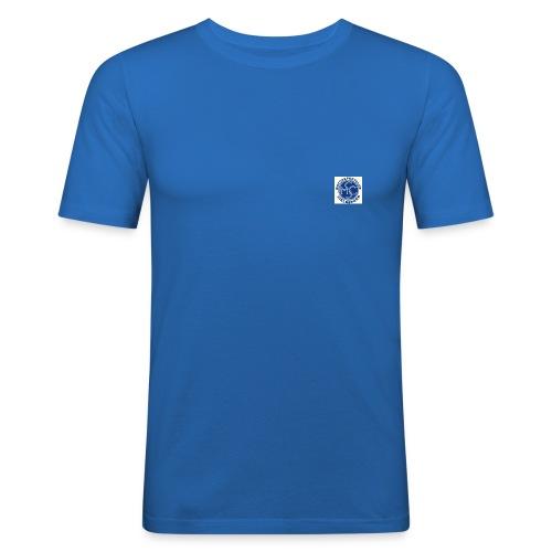 msc logo1 - Männer Slim Fit T-Shirt