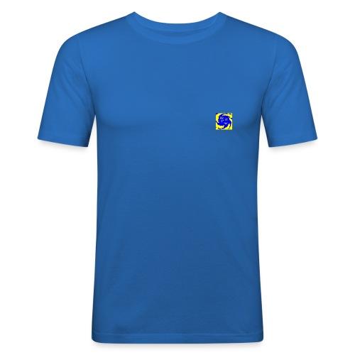 logoneu09 - Männer Slim Fit T-Shirt