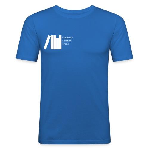 logo weiss png - Men's Slim Fit T-Shirt